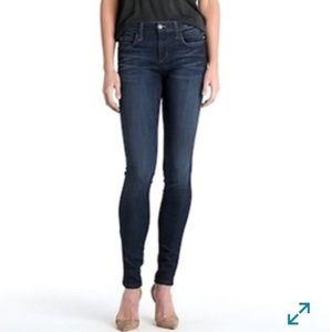 Joe's Jeans Beatrix Mid Rise Skinny Jean's Sz 30